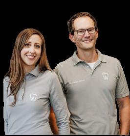 Dr. Sarah Werner und Dr. Fabian Werner